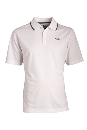 Show details for Oakley Standard Polo Shirt - White