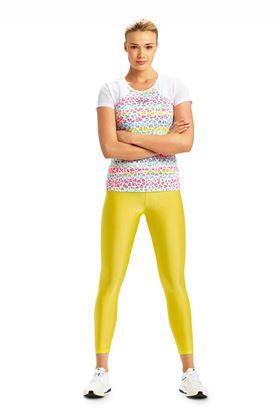 Show details for Rohnisch Gina Tee Top - Clover Multi