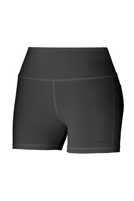 Show details for Rohnisch Fitness Hot Pants - Black