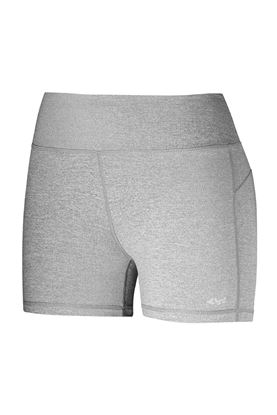 Show details for Rohnisch Fitness Hot Pants - Grey