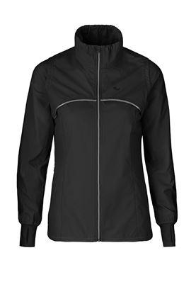 Show details for Rohnisch Fitness Tora Run Jacket - Black
