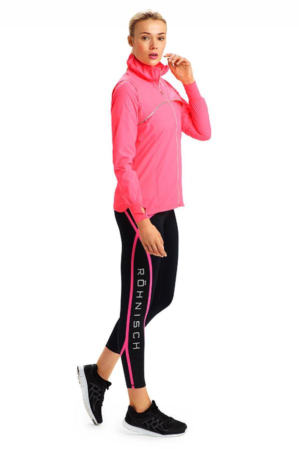 Picture of Rohnisch Fitness Tora Run Jacket - Blossom
