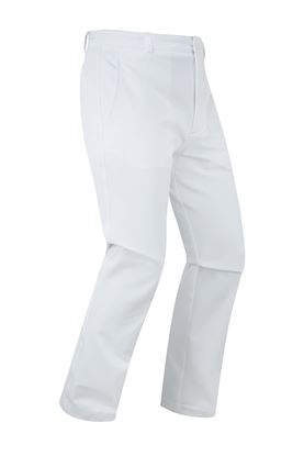 Show details for Footjoy Performance Athletic Fit Trousers - White