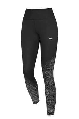 Show details for Rohnisch Cia Reflex Long Tights - Black