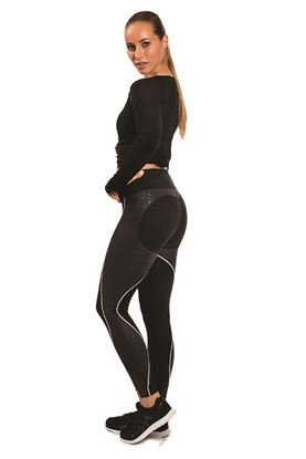 Show details for Rohnisch Shape Rex Tights - Black