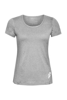Show details for Rohnisch Genna Tee Top - Dark Grey Melange