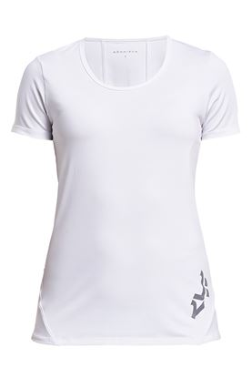 Show details for Rohnisch Genna Tee Top - White