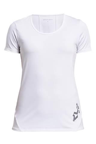 Picture of Rohnisch Genna Tee Top - White