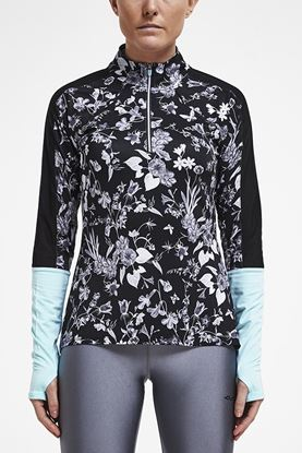 Show details for Rohnisch Hannah Long Sleeve - Black Butterfly