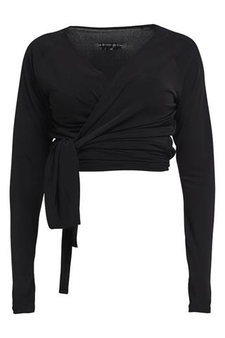 Picture of Rohnisch Li Wrap Top - Black