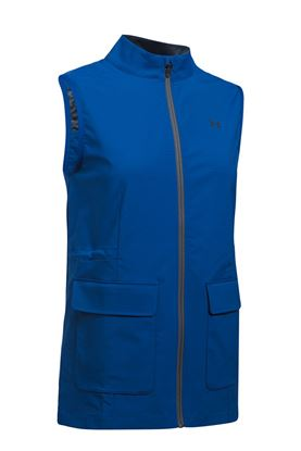 Show details for Under Armour Storm Windstrike FZ Vest/Gilet - Royal