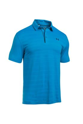Show details for Under Armour UA Coolswitch Jacquard Polo Shirt - Brilliant Blue 787