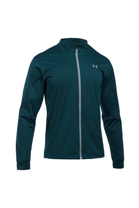 Show details for Under Armour UA Storm Coldgear Elemental Jacket - Nova Teal