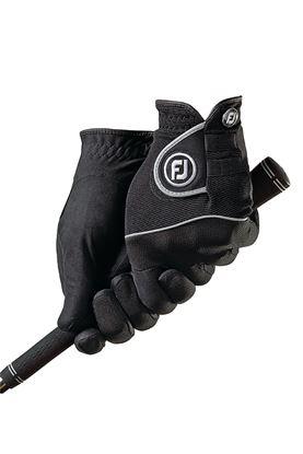 Show details for FootJoy Ladies Rain Grip Pair Gloves - Black