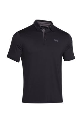 Show details for Under Armour UA Playoff Polo - Black 001