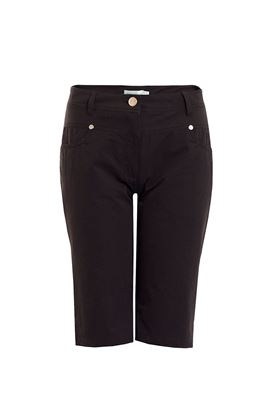 Show details for Green Lamb Tilda Bermuda Shorts - Black