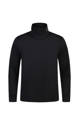 Show details for Oscar Jacobson Birk Classic Rollneck - Black