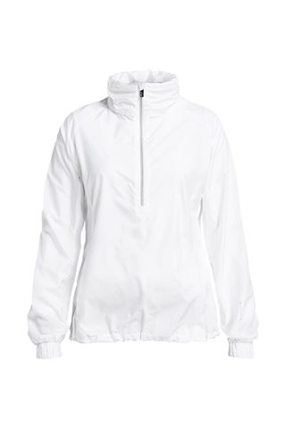 Picture of Rohnisch zns Marta WB 1/2 Zip - White