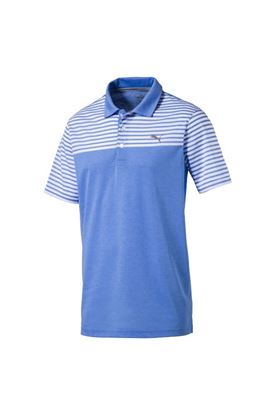 Show details for Puma Golf Clubhouse Polo Shirt - Marina