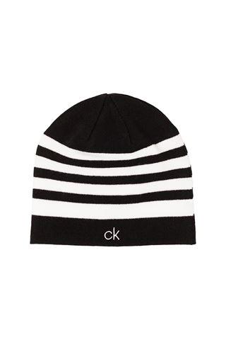 Picture of Calvin klein zns  CK Stripe Beanie - Black / White