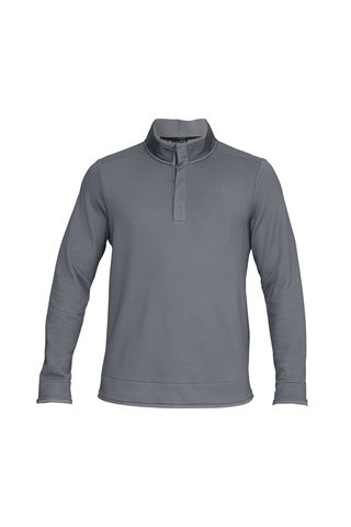 Picture of Under Armour UA Storm Sweater Fleece Snap Mock - Grey 513