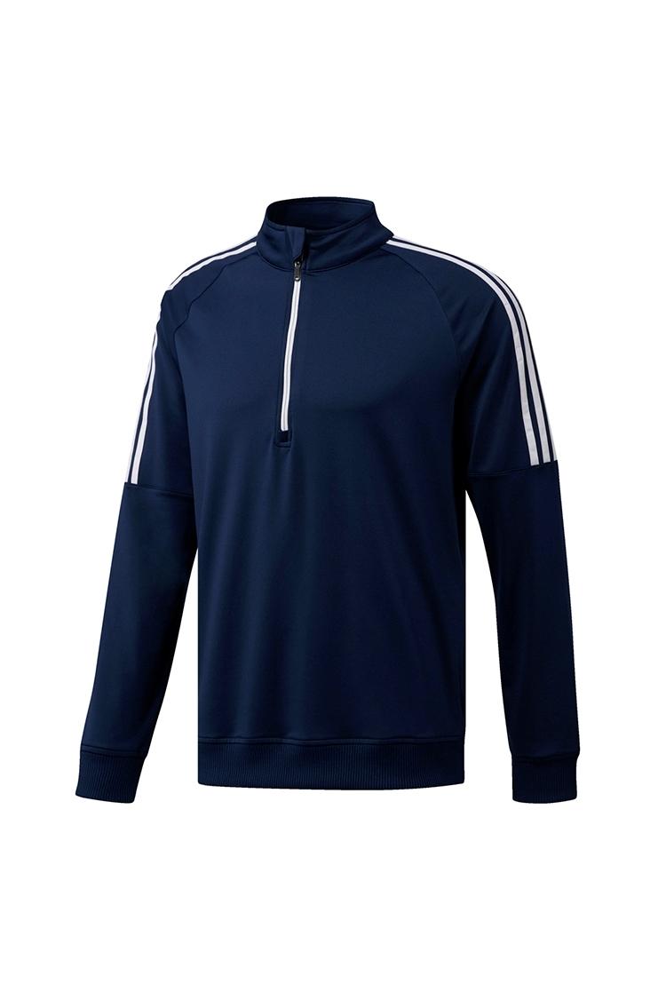 Picture of adidas 3 Stripes Sweatshirt - Collegiate Navy