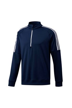 Show details for adidas 3 Stripes Sweatshirt - Collegiate Navy