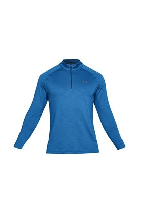 Show details for Under Armour UA Playoff 1/4 Zip Midlayer - Blue 437