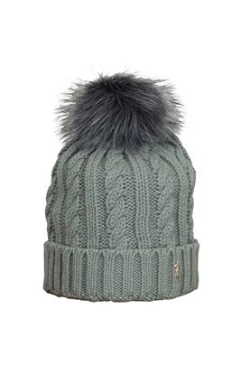 Show details for Surprizeshop Bobble Hat - Grey