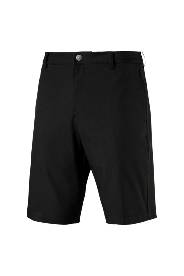 Picture of Puma Golf Men's Jackpot Golf Shorts - Puma Black