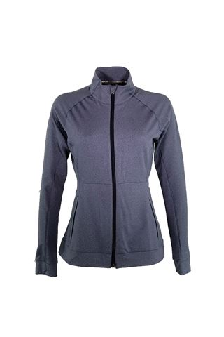 Picture of Puma Golf zns Women's Vented Jacket - Peacoat Heather