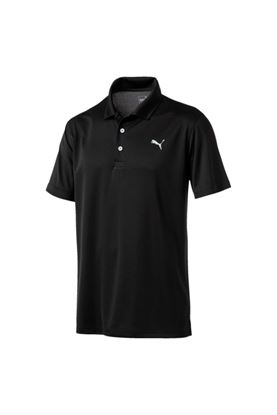 Show details for Puma Golf Men's Rotation Polo Shirt - Puma Black