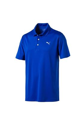 Show details for Puma Golf Men's Rotation Polo Shirt - Surf the Web
