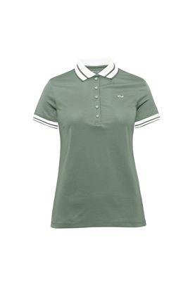 Show details for Rohnisch Pim Polo Shirt - Combat Green