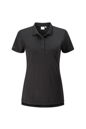 Show details for Ping Ladies Sedona Polo Shirt - Black