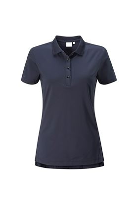Show details for Ping Ladies Sedona Polo Shirt - Navy