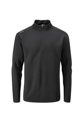 Show details for Ping Men's Ramsey 1/4 Zip Sweater - Black