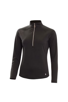 Show details for Green Lamb Lilian Tech Mid Layer - Black
