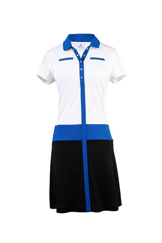 Picture of Daily Sports zns Leyla Cap Sleeve Dress - White