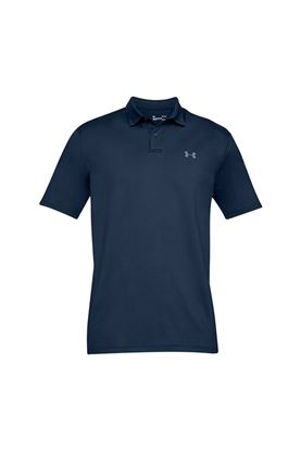 Show details for Under Armour UA Performance Polo 2.0 Textured - Academy 408