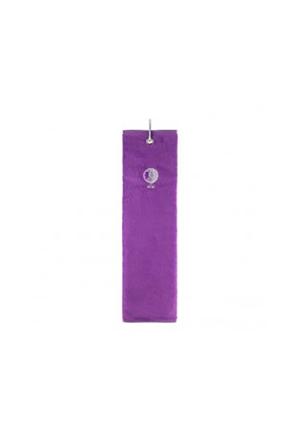 Picture of Surprizeshop Crystal Golf Tri-fold Towel - Golf Ball