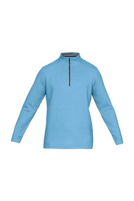 Show details for Under Armour UA Storm Playoff 1/2 Zip Top - Blue 413