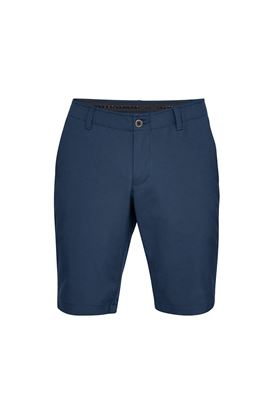Show details for Under Armour EU Performance Tapered Shorts - Academy 408