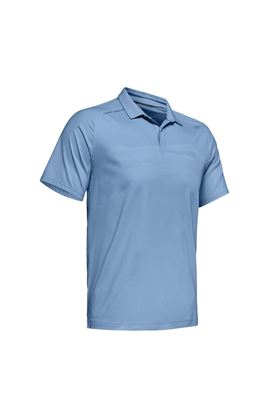 Show details for Under Armour Men's UA ISo-Chill Airlift Polo - Blue 413