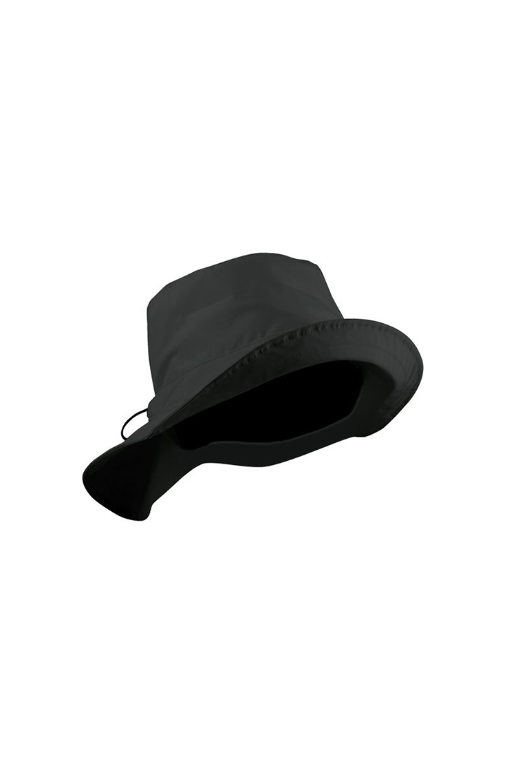 Picture of Surprizeshop Ladies Waterproof Rain Hat - Black