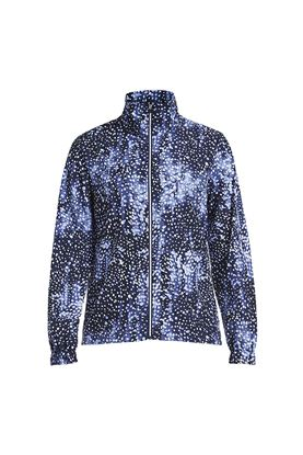 Show details for Rohnisch Pocket Wind Jacket - Navy Dot
