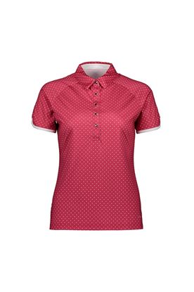 Show details for Catmandoo Mayfly Polo Shirt - Bright Pink