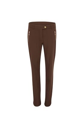 Show details for Swing out Sister Ladies Alexandra Windstopper Trousers - Coffee Bean