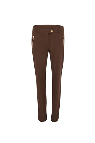 Picture of Swing out Sister Ladies Alexandra Windstopper Trousers - Coffee Bean
