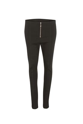 Show details for Swing out Sister Ladies Valentina Stretch Trousers - Black